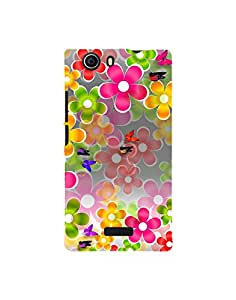 Aart 3D Luxury Desinger back Case and cover for Micromax Canvas Nitro 2 E311 created by Aart store
