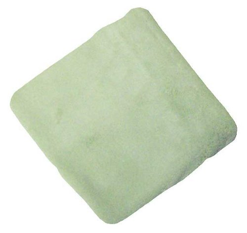 NOJO Changing Table Cover Coral Fleece - Sage