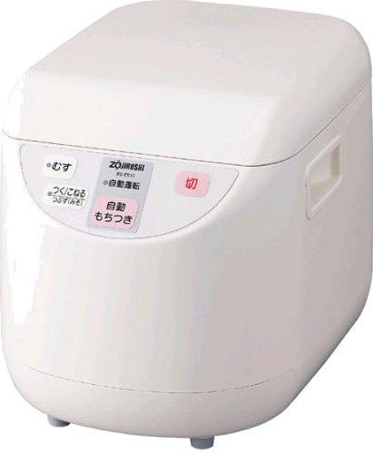 ZOJIRUSHI マイコンもちつき機 力もち 1升 BS-EB10-WB ホワイト
