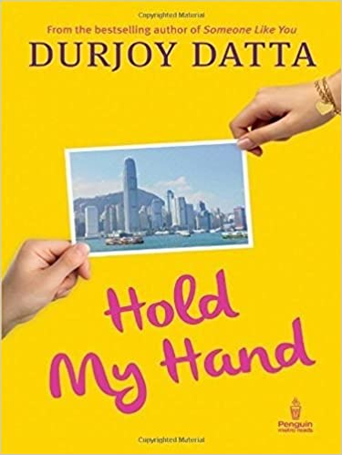 Hold My Hand  Penguin Metro Reads  available at Amazon for Rs.120