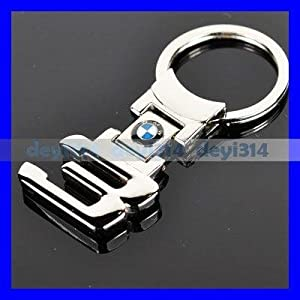 Bmw 3 Series 3d Keychain by CA