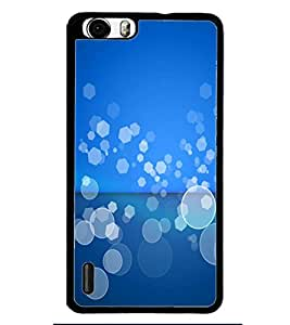 PRINTSWAG BUBBLES Designer Back Cover Case for HUAWEI HONOR 6
