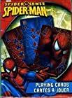SPIDER-MAN Spider Sense Playing Cards: Bicycle Brand....