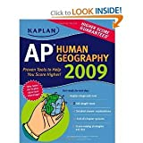 img - for Kaplan AP Human Geography 2009 bySwanson book / textbook / text book