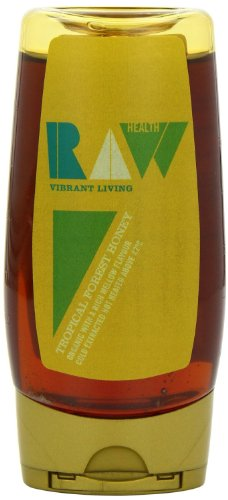 Raw Health Org Tropical Forest Honey 350g