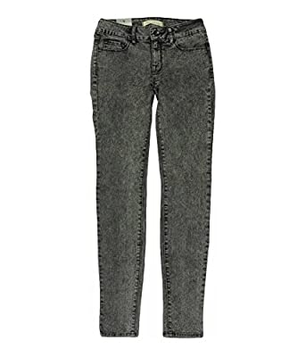 Bullhead Denim Co. Womens Low Rise Skinny Fit Jeans