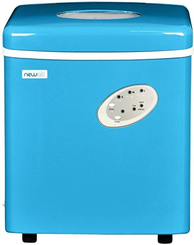 Vonshef Countertop Ice Maker : ... GI120 Compact Portable Electric Ice Maker, Express 3 Quart Machine
