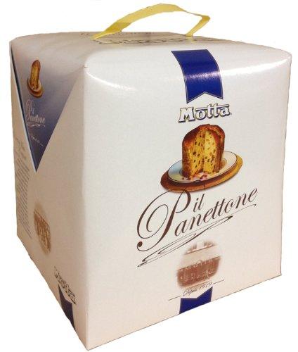 Motta Il Panettone Traditional Italian Christmas Cake 1 Kilo