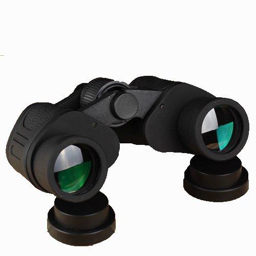 8X40 Binocular Telescope Low Light Night Vision Sports Hunting Camping Survival Kit