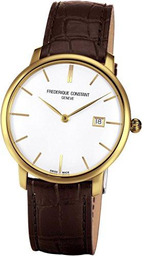 Frederique Constant Geneve Slimline FC-306V4S5 Reloj Automático para hombres Muy llano
