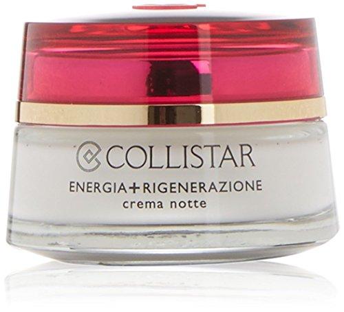 Crema energia+luminosità notte di Collistar, Crema Viso Donna - Vasetto 50 ml.