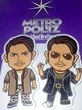 三代目 J Soul Brothers METROPOLIZ ステッカー 今市隆二