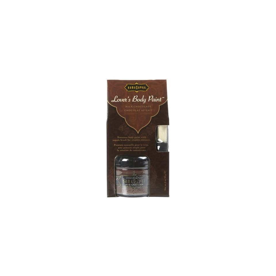 Kama Sutra Chocolate Body Paint 2 Oz Quantity Of 4 On Popscreen