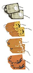 Martha Stewart Crafts Classic Halloween Premade Tags