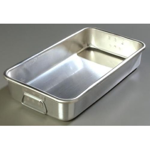 Carlisle 3003 Aluminum Heavy Weight Roast Pan, 19.75 X 10.88 X 3.5 Inch -- 1 Each.
