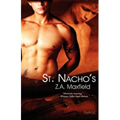 St. Nachos by Z. A. Maxfield