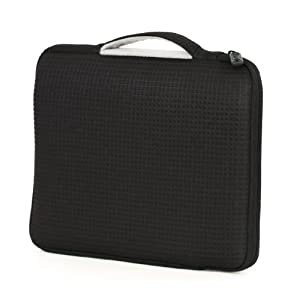Speck Products Apple iPad PixelSleeve Plus Case, Black Neoprene, IPAD-PXSLP-A02A00