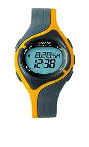 Oregon Scientific SE 139 Smart Trainer Cardiofréquencemètre Noir/orange