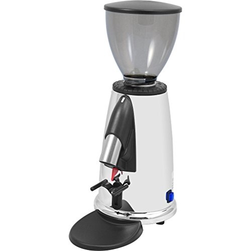 Macap M2DC83 Doserless Stepped Programmable Chrome Espresso Grinder