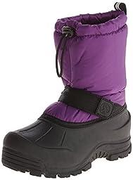 Northside Frosty Winter Boot (Toddler/Little Kid/Big Kid),Bright Purple,4 M US Big Kid
