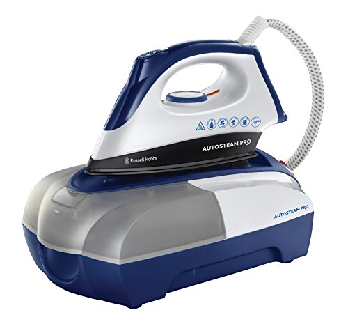 Best Deal Russell Hobbs 22190 Auto Steam Iron Pro, 2400 Watt ...