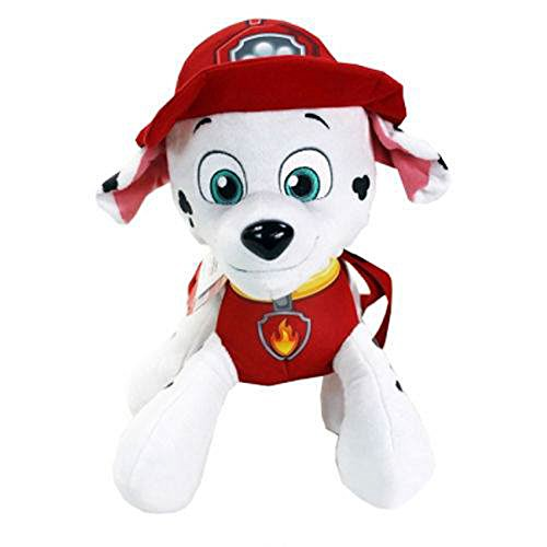 Nickelodeon-Paw-Patrol-14-Marshall-Plush-Backpack-Stuffed-Animal