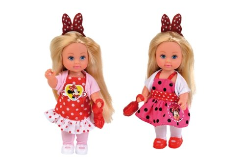 SIMBA Bambola Evi Love Minnie Mouse Fashion 2modelli (Sogg.Casuale) (2013) 46055