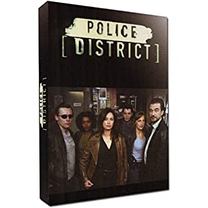Police District : L'intégrale saison 1 - Coffret 2 DVD