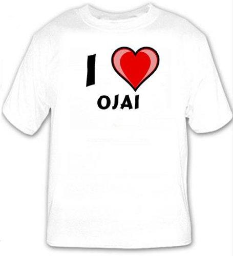 I Love Ojai T-shirt
