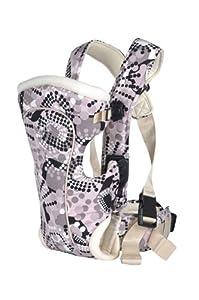 BeBear marsupio para bebé 3 en 1 con estampado de puntos en blanco y negro. por Three Little Imps - BebeHogar.com