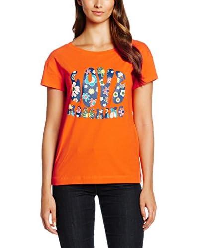 Love Moschino T-Shirt Manica Corta [Arancione]
