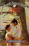 No Surrender (037309535X) by Lindsay McKenna