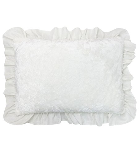 Wonderkids White Rectangular Baby Pillow