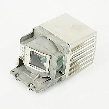 haiwo 5J. ja105.001Projecteur de haute qualité compatible Ampoule de rechange avec boîtier pour projecteur BenQ ms511h/MS521/MX522/MW523/TW523.