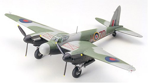 #60765 Tamiya De Havilland Mosquito NF Mk. XII/XVII 1/72 Scale Plastic Model Kit,Needs Assembly (Tamiya 1 12 Scale compare prices)