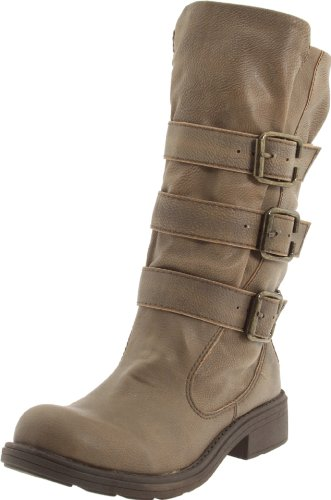 Big Buddha Women's Casi Boot,Taupe Paris,6 M