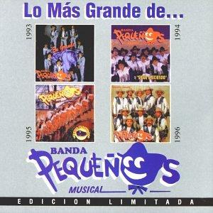 BANDA PEQUENOS - Mas Grande De Banda Pequenos Musical - Amazon.com