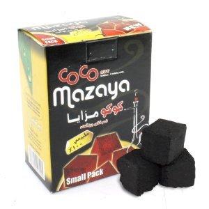 Coco Mazaya Small Pack 100% Natural Charcoal