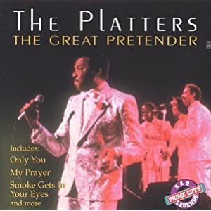 The Platters「The Great Pretender」