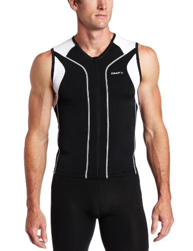 Buy Low Price Craft Men's PT Singlet Sleeveless Shirt (B004VRO5HM)