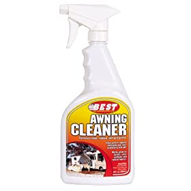 B.E.S.T. 52032 Awning Cleaner - 32 oz.