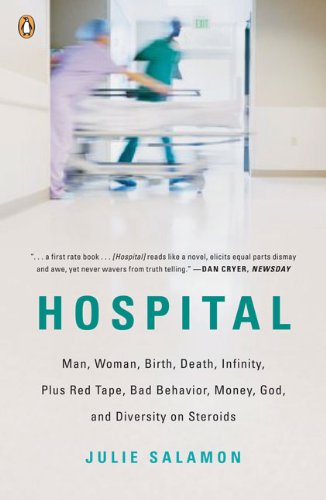 Hospital: Man, Woman, Birth, Death, Infinity, Plus Red...