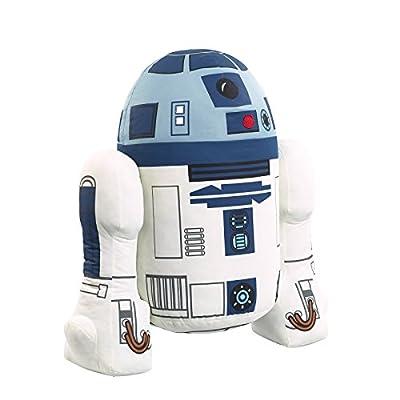 Star Wars 24-Inch Super Deluxe Tall R2-D2 Talking Plush