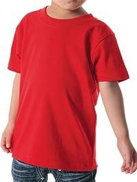 (ユナイテッド アスレ)United Athle 半袖 無地 Tシャツ ( 100cm , 110cm , 120cm , 130cm , 140cm , 150cm , 160cm )