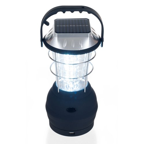 Whetstone 36 LED Solar and Dynamo Powered Camping