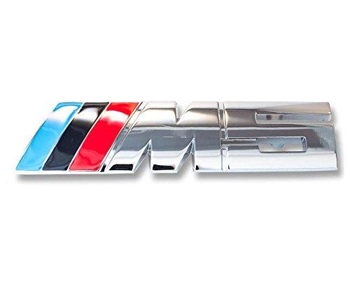 BMW///M5avant Gille emblème M Badge voiture en métal en M5nouvelle collection 2016+ BMW///M Logo Porte-clés