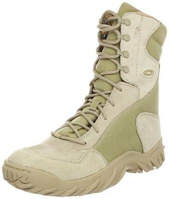 Oakley Men's Si Assault 8 Inch Desert Approach Boot,Desert,8.5 M US