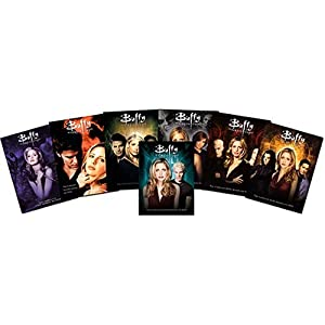 Buffy the Vampire Slayer: The Complete Series - Seasons 1-7 movie