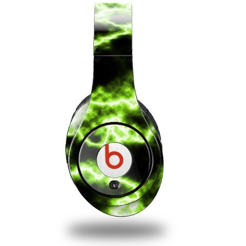 Electrify Green Decal Style Skin (Fits Original Beats Studio Headphones - Headphones Not Included)