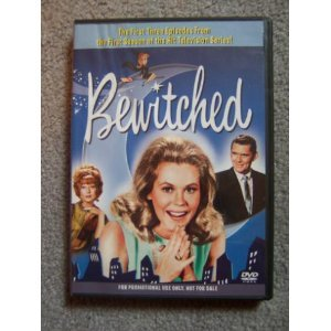Bewitched First Three Episodes From First Season